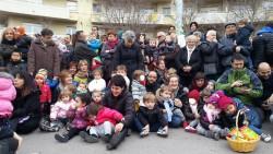 Inauguració de la Plaça de la Sardana